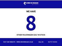 VOLKSWAGEN GOLF 2.0 GT TDi BLUEMOTION TECHNOLOGY 5dr (150) * Sat N (silver) 2013