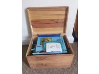 BARGAIN! Small Toy Box ideal For Toys and Books Children's Storage