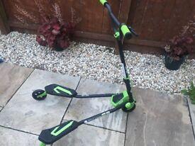 Flicker - Drifter kids scooter with brake VGC