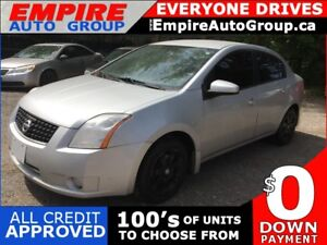 2008 NISSAN SENTRA 2.0 S * POWER GROUP