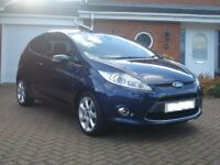Ford Fiesta Titanium TDCi 1.4 Diesel Fully Loaded