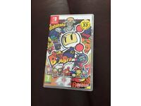 Super bomberman nintendo switch
