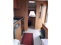 2 berth caravan Swift Archway Woodford.