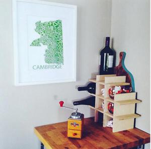 Cambridge Print