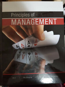 Principles of Management Canadian Edition