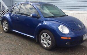 2007 Beetle VERY LOW KMS 80,000kms