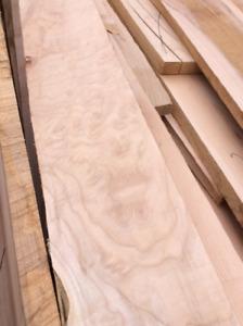 Maple Lumber Kiln Dried Planed -