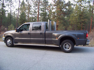 2003 Ford F350 Dually, 2whdr, 6l, Diesel