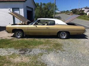 1972 Chev Impala