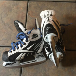 Youth Skates sizes