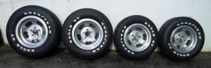 Mopar/Ford 4-1/2 Bolt Wheel and Tire Package
