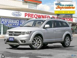 2012 Dodge Journey SXT & Crew***heated seats***