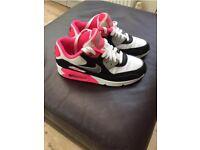 Nike Air Max Size UK 4