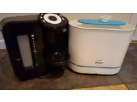 Tommy Tippee Perfect prep and Steriliser