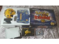 Nintendo n64 pokemon battle set