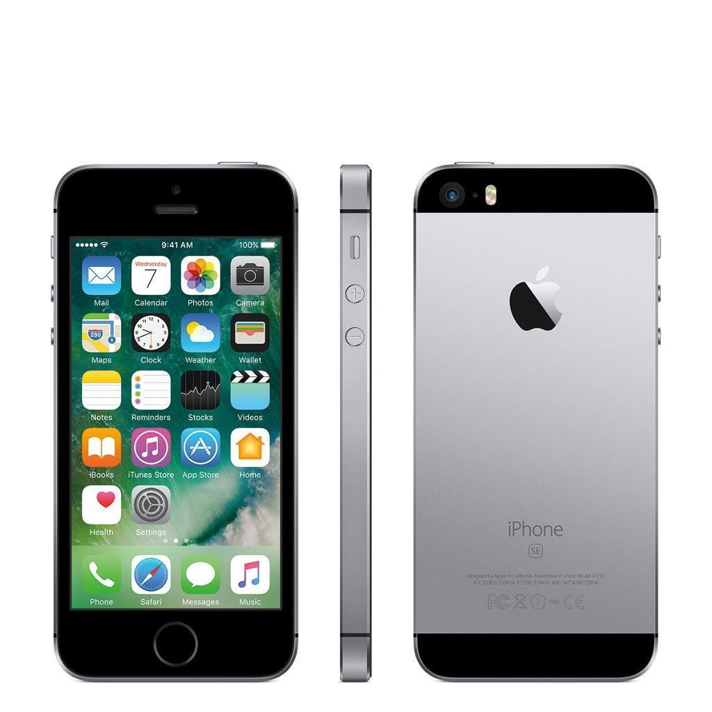 iPhone SE 64gbin Glenrothes, FifeGumtree - Brand new refurbished iPhone se Comes with charger Open to sensible offers