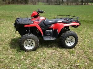 Looking for a 4x4 ATV