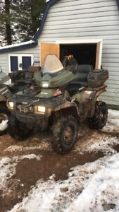 Two 4 wheelers forsale