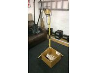 Tripod Lamp 240v plus Inspection Gripper Lamp