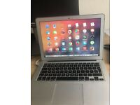 "Macbook Air Mid 2012 13"" Screen 256GB SSD"