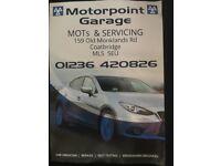 Motorpoint Garage Coatbridge