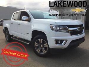 2015 Chevrolet Colorado LT 4x4 Crew (Nav, Bluetooth)
