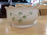 "Belleek ""Kylemore"" bowl"
