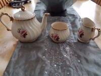 Sadler 3 Piece Tea Service
