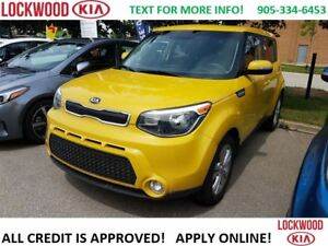 2016 Kia Soul EX - BLUETOOTH, HEATED SEATS, ALLOYS