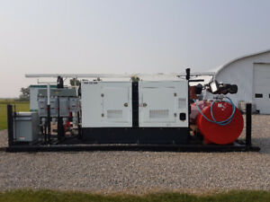 125KW Mobile Power Station - 2 Available