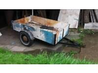 7ft x 4 fr trailer heavy duty
