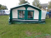 Suncamp holiday 350 SE 2008 trailer tent for sale