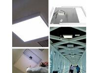 Surface Mount Frame Kit For 600x600 LED Panel Light Aluminum White Colour Finish