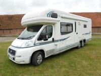 2008 Auto Trail Chieftain SE 6-Berth Fixed Bed Motorhome For Sale