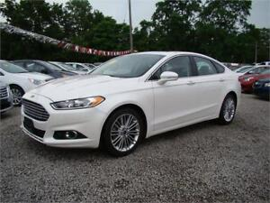 2015 Ford Fusion SE All Wheel Drive Leather Navi