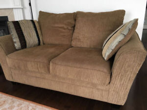 Sofa / couch – causeuse very good condition