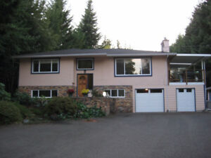 Winter rental Nanoose Bay Vancouver Island