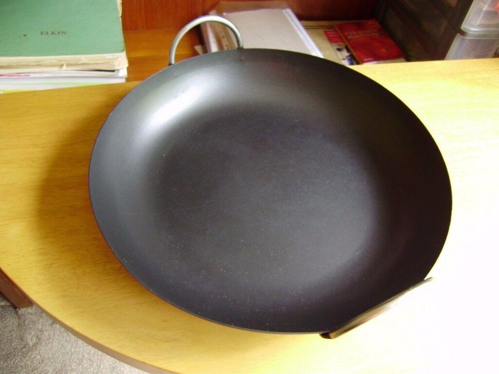 Paella pan or multipurpose pan