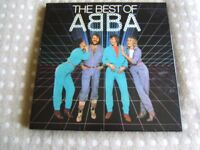 The Best Of Abba LP's