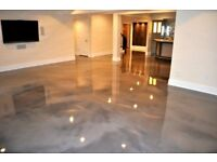 metallic epoxy resin flooring products