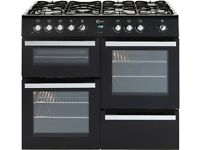 FLAVEL 100cm Dual Fuel **NEW** range cooker PRP £649.99 warranty included Graded Stock