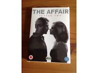 DVD Box set The Affair Series 2 unopened