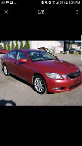 2006 LEXUS GS300 SAFETIED AND PRIVATE SALE