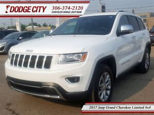 2014 Jeep Grand Cherokee Limited | 4x4 | PST PAID
