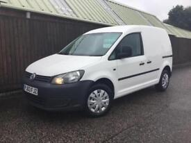 Volkswagen Caddy 1.6TDI C20..1 OWNER FROM NEW..FSH..CHOICE OF 2.