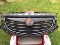 Vauxhall insignia 2010 genuine front grill
