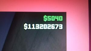GTA modded money (Undetected by Rockstar)