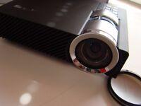 Asus B1M Portable Projector Monitor Wireless LED HDMI VGA USB SD