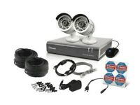 Swann DVR4-4600 4 Channel 1080p 1TB CCTV Kit with 2 Cameras