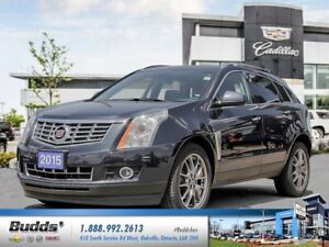 2015 Cadillac SRX Premium 0.9% for up to 24 months O.A.C